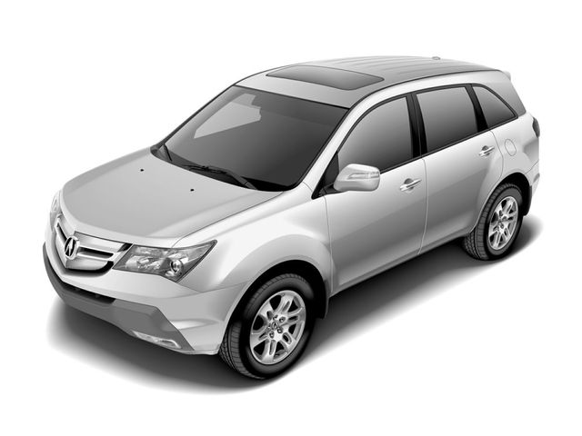 2007 Acura MDX Technology