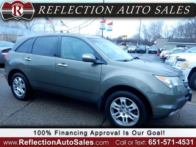 2007 Acura MDX Tech/Entertainment Pkg