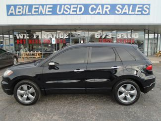 2007 Acura RDX   Abilene TX  Abilene Used Car Sales  in Abilene, TX