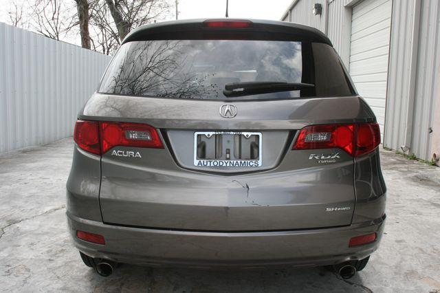 2007 Acura RDX Houston, Texas 4