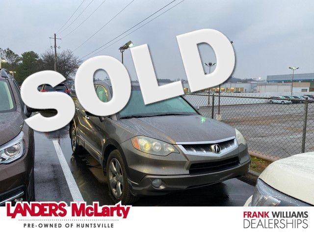 2007 Acura RDX  | Huntsville, Alabama | Landers Mclarty DCJ & Subaru in  Alabama