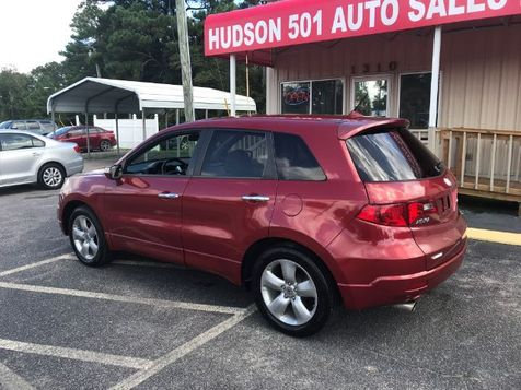 2007 Acura RDX Tech Pkg | Myrtle Beach, South Carolina | Hudson Auto Sales in Myrtle Beach, South Carolina