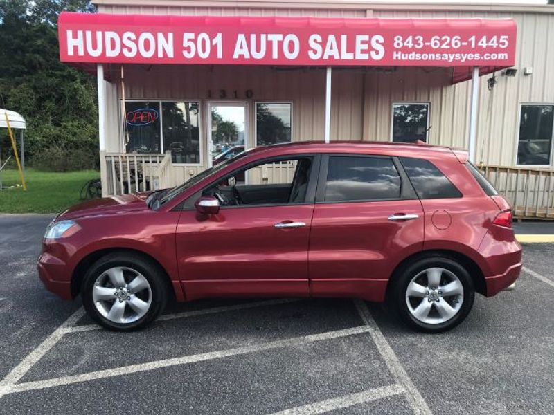 2007 Acura RDX Tech Pkg | Myrtle Beach, South Carolina | Hudson Auto Sales in Myrtle Beach South Carolina