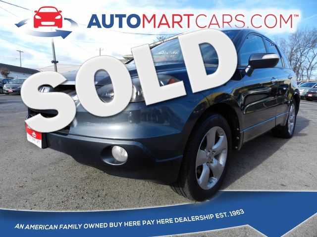 2007 Acura RDX Tech Pkg in Nashville, Tennessee 37211