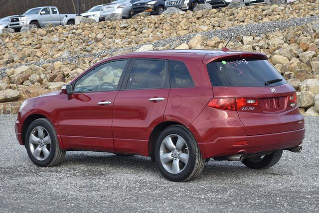 2007 Acura RDX Tech Pkg Naugatuck, Connecticut 2