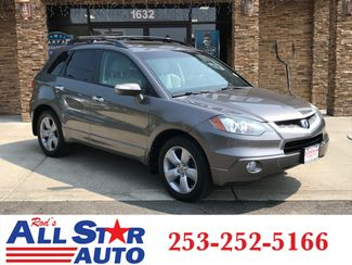 2007 Acura RDX Technology Package AWD in Puyallup Washington, 98371