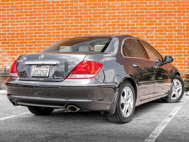2007 Acura RL Tech Pkg Burbank, CA 6