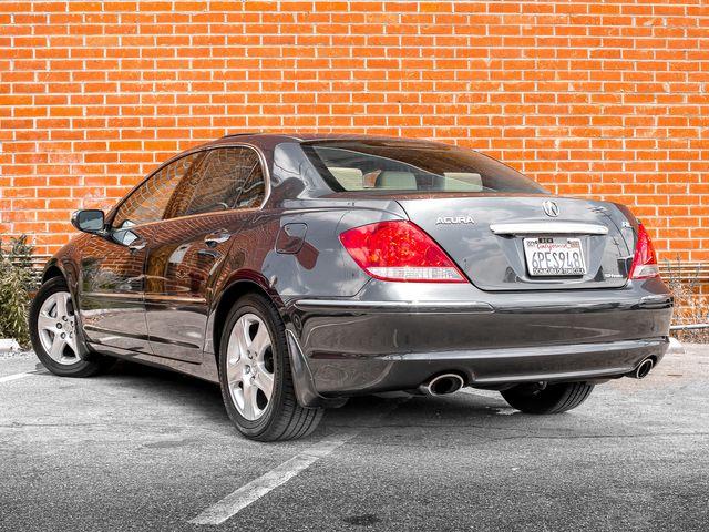 2007 Acura RL Tech Pkg Burbank, CA 7