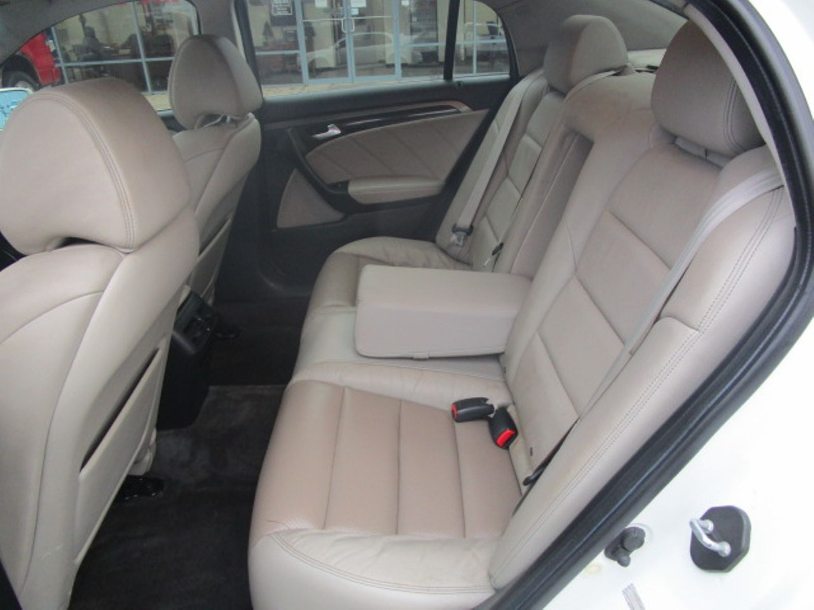 2007 Acura Tl Type S Seat Covers