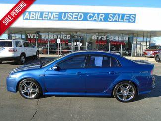 2007 Acura TL Type-S  Abilene TX  Abilene Used Car Sales  in Abilene, TX