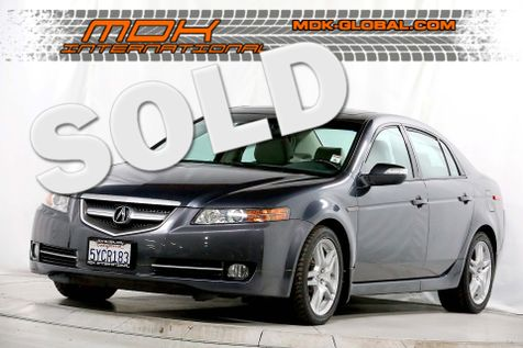 2007 Acura TL Navigation - Only 59K miles in Los Angeles