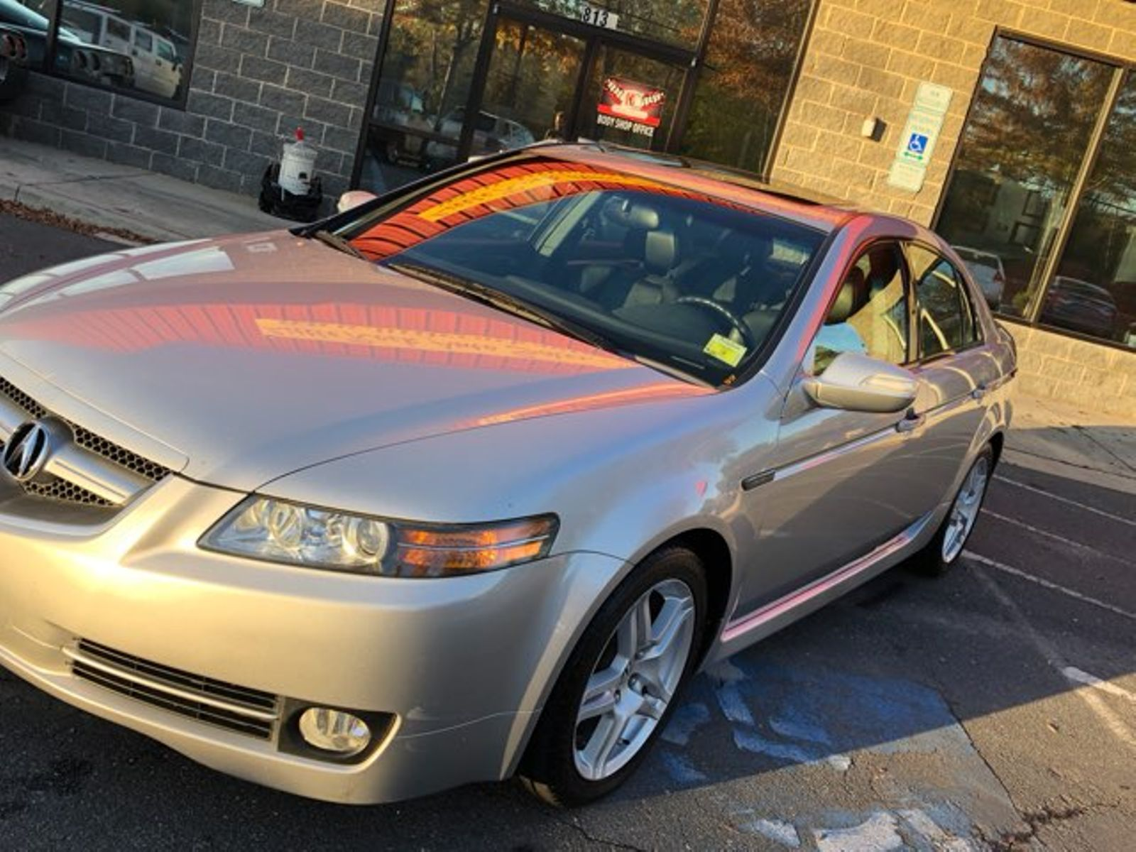 2007 Acura TL city NC Little Rock Auto Sales Inc