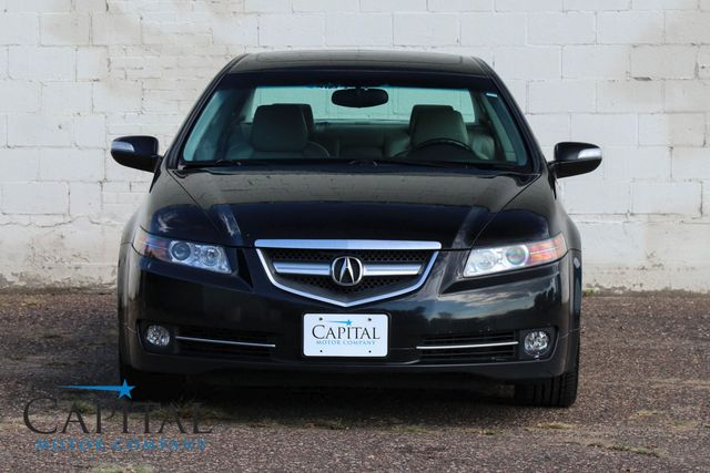 2007 Acura TL with Touchscreen Navigation, Rear-View Camera, Heated Seats and Moonroof in Eau Claire, Wisconsin 54703