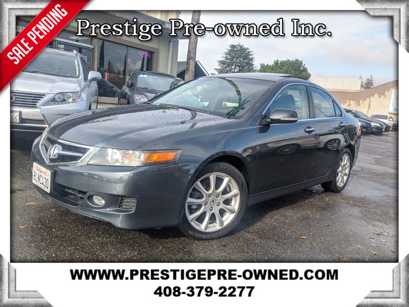 2007 Acura TSX NAVIGATION & HEATED SEATS  in Campbell CA