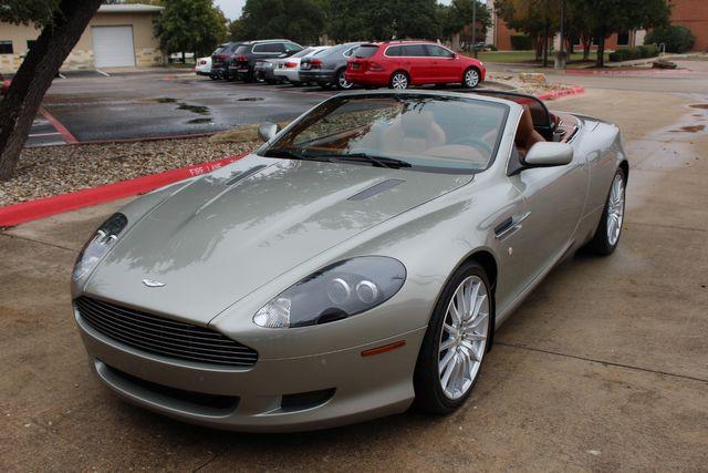 2007 Aston Martin DB9 Austin , Texas 11