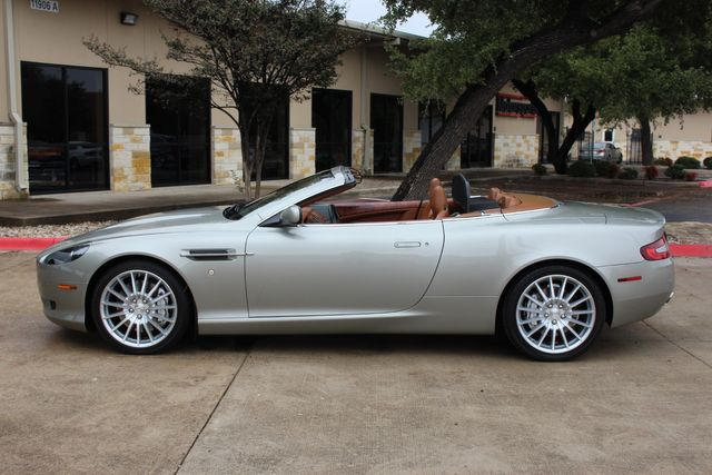 2007 Aston Martin DB9 in Austin, Texas 78726