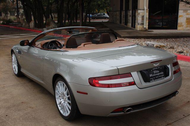 2007 Aston Martin DB9 Austin , Texas 13