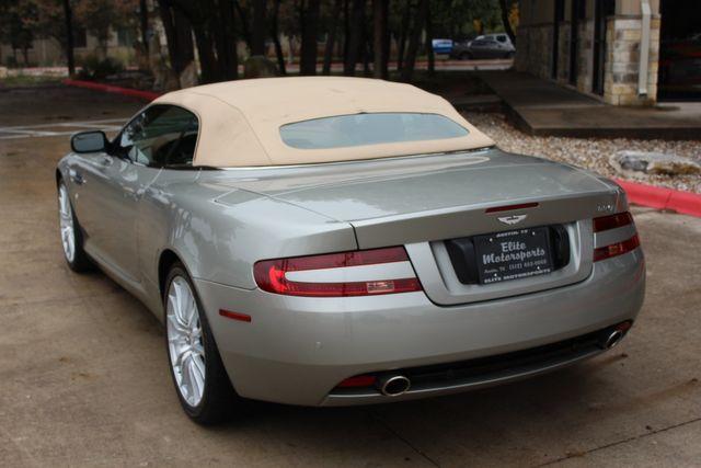 2007 Aston Martin DB9 Austin , Texas 2
