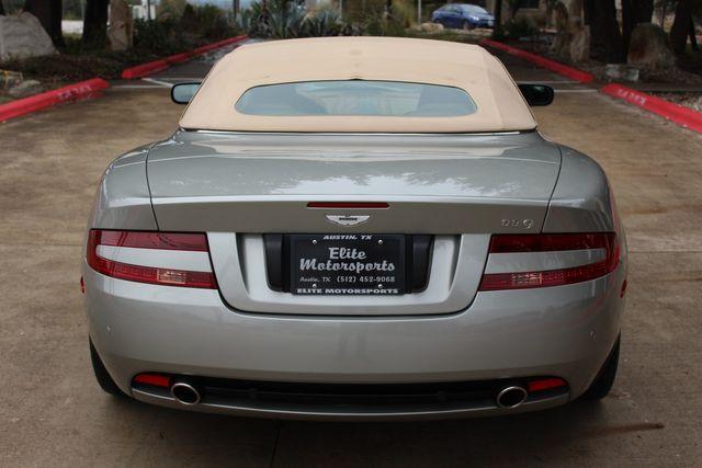 2007 Aston Martin DB9 Austin , Texas 3