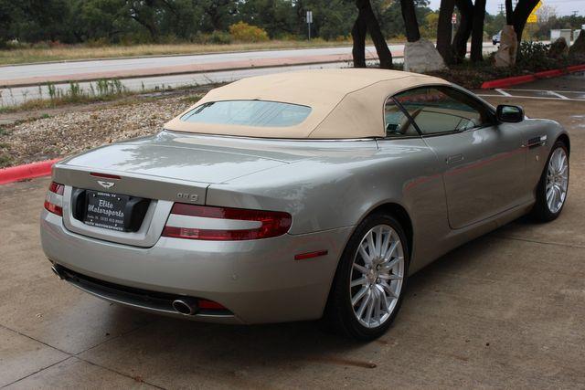 2007 Aston Martin DB9 Austin , Texas 4