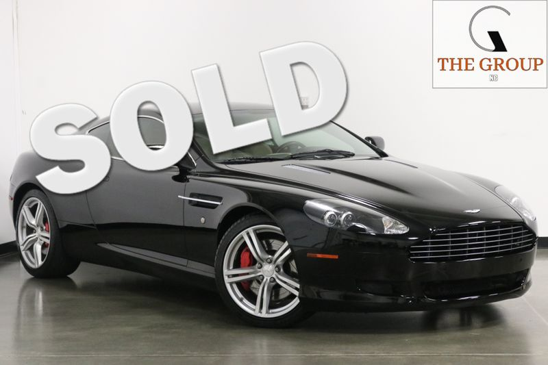 2007 Aston Martin DB9   city NC  The Group NC  in Mansfield, NC