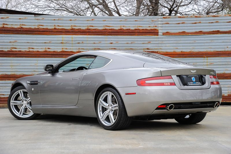 2007 Aston Martin DB9 Coupe  city TX  Dallas Motorsports  in Wylie, TX
