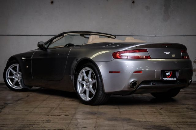2007 Aston Martin Vantage Roadster in Addison, TX 75001
