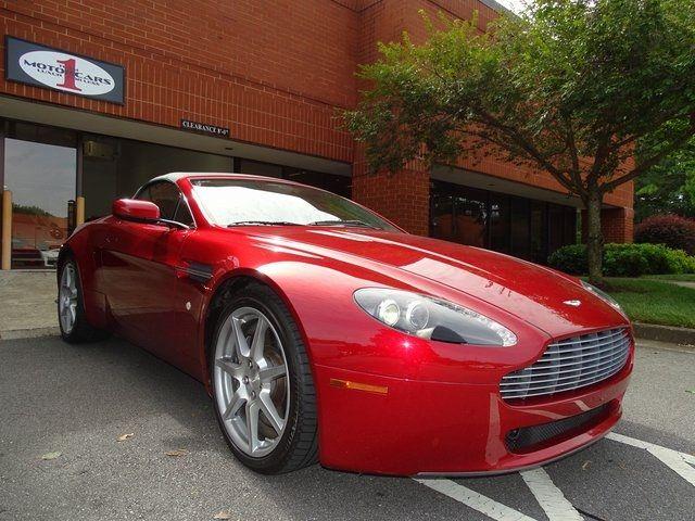 2007 Aston Martin Vantage Base
