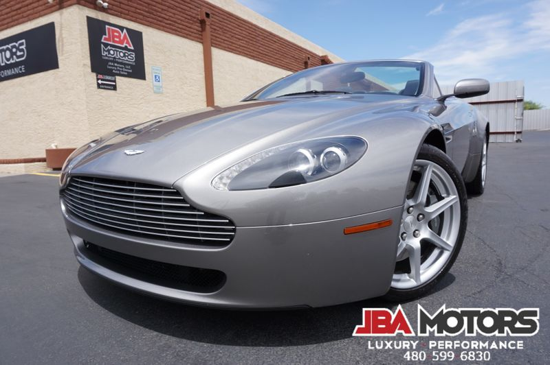 2007 Aston Martin Vantage Convertible Roadster V8 6 Speed Manual Trans | MESA, AZ | JBA MOTORS in MESA AZ