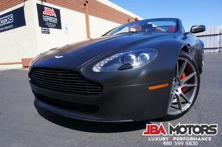 2007 Aston Martin Vantage Convertible Roadster V8   MESA, AZ   JBA MOTORS in Mesa AZ
