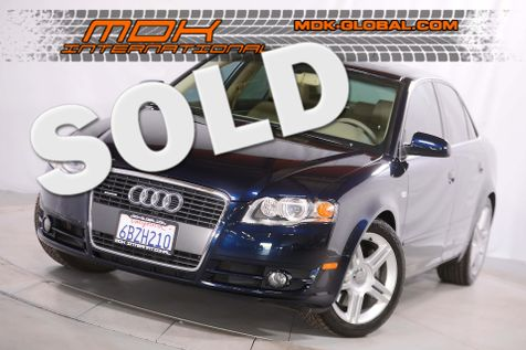 2007 Audi A4 2.0T - Quattro - Only 32K miles in Los Angeles