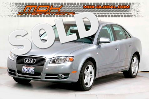 2007 Audi A4 2.0T - LESS THAN 10K MILES - MINT! in Los Angeles