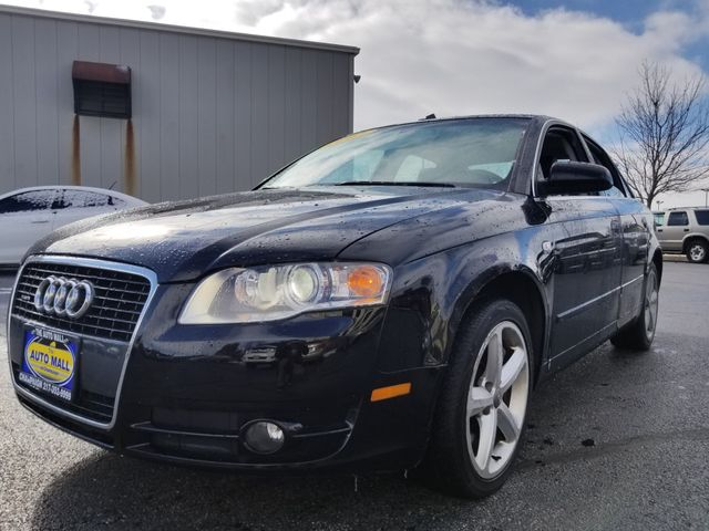2007 Audi A4 3.2L | Champaign, Illinois | The Auto Mall of Champaign in Champaign Illinois