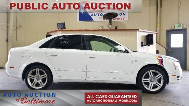 2007 Audi A4 2.0T | JOPPA, MD | Auto Auction of Baltimore  in Joppa MD