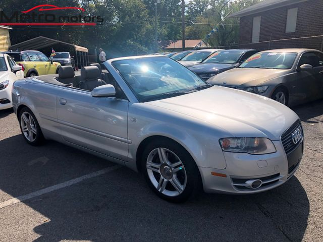 2007 Audi A4 2.0T in Knoxville, Tennessee 37917