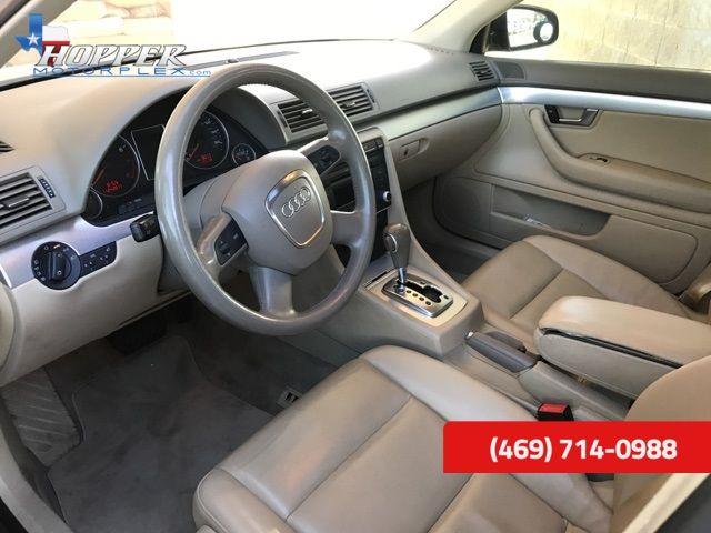 2007 Audi A4 2.0T FrontTrak in McKinney, Texas 75070
