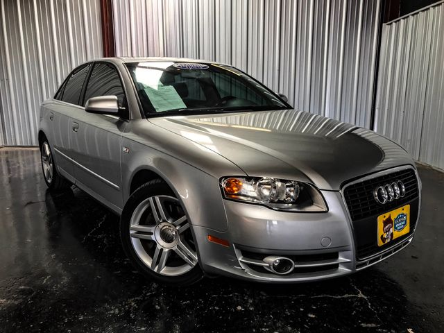 2007 Audi A4 2.0T WARRANTY INCLUDED