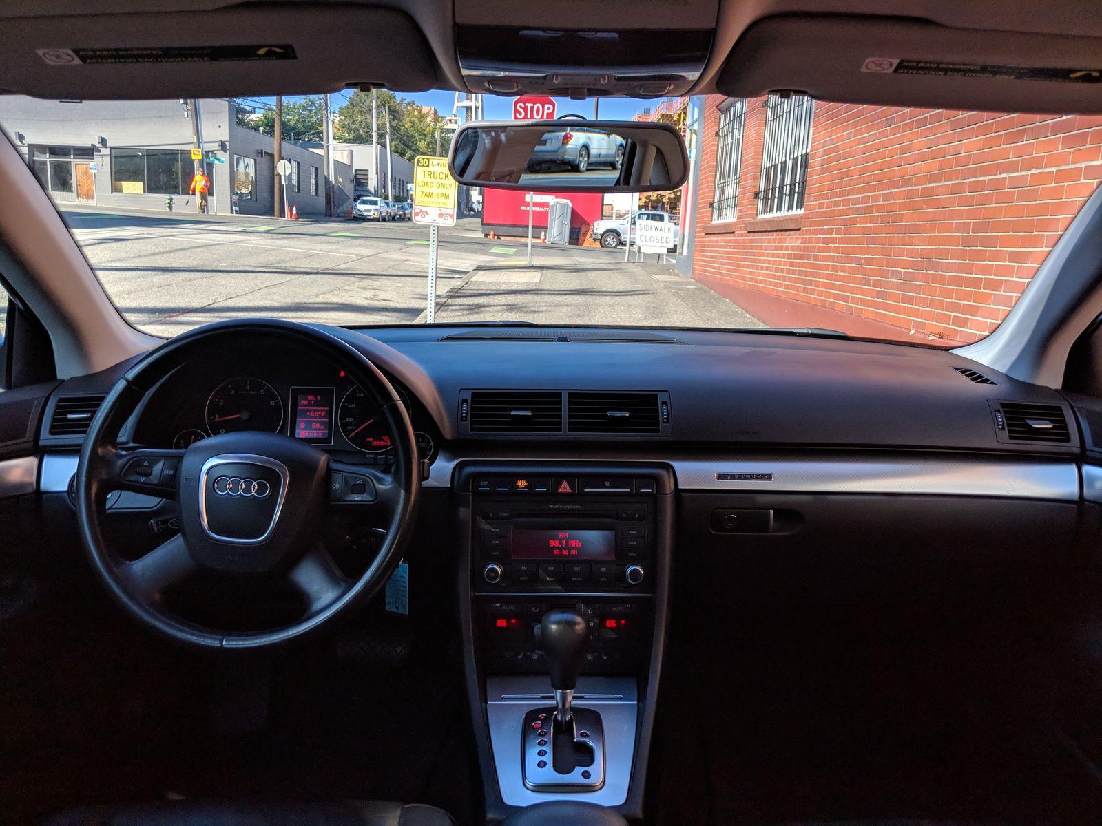 2007 Audi A4 20T Quattro All Wheel Drive 2 Owner History Premium