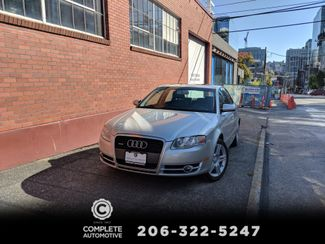 2007 Audi A4 2.0T Quattro All Wheel Drive 2 Owner