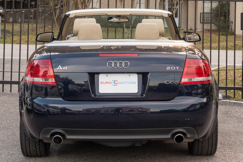 2007 Audi A4 20T   Texas  EURO 2 MOTORS  in , Texas