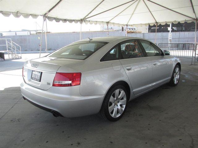 2007 Audi A6 3.2L Gardena, California 2