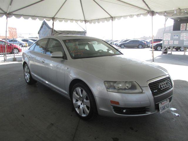 2007 Audi A6 3.2L Gardena, California 3