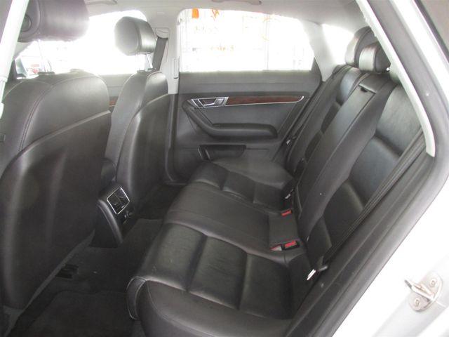 2007 Audi A6 3.2L Gardena, California 10