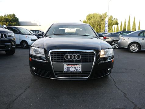 Audi A L QUATTRO AWD L EXCLUSIVE PACKAGENAVIBACK UP - 2007 audi s8