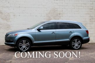 2007 Audi Q7 Quattro AWD SUV w/3rd Row Seats, Navigation, in Eau Claire, Wisconsin