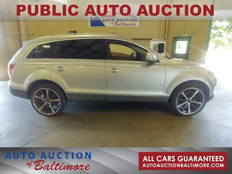 2007 Audi Q7 Premium | JOPPA, MD | Auto Auction of Baltimore  in JOPPA MD