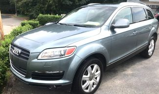 2007 Audi-3 Owner! Sharp! Q7-LOADED!-BUY HERE PAY HERE! Premium-CARMARTSOUTH.COM Knoxville, Tennessee