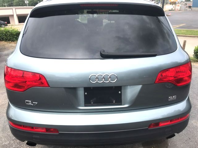 2007 Audi-3 Owner! Sharp! Q7-LOADED!-BUY HERE PAY HERE! Premium-CARMARTSOUTH.COM Knoxville, Tennessee 4