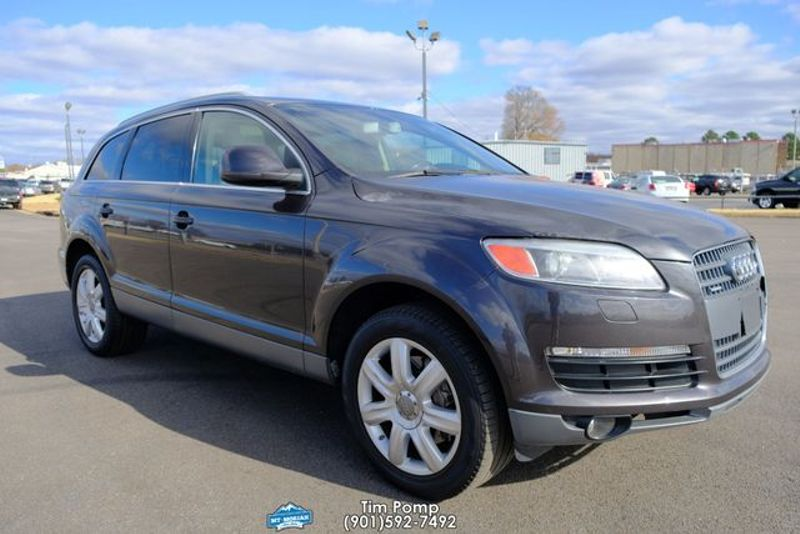 2007 Audi Q7  | Memphis, Tennessee | Tim Pomp - The Auto Broker in Memphis Tennessee