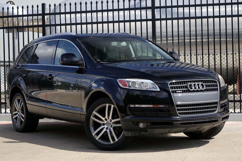 Audi Q Premium NAV Rd Row EZ Finance Plano TX - Audi 3rd row